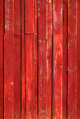 Texture of Red color paint plank vertical — Stock Photo