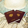 Passports — Stock Photo #9284171