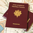 Passports — Stock Photo #9284244