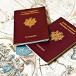 Passports — Stock Photo #9284410