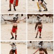 Foto de Stock  : Gladiators