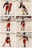Gladiators — Stock Photo