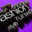Fashion world - Stock Photo