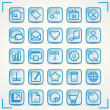 Royalty-Free Stock Vector Image: Icons 1