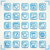 Icons 1 — Stock Vector