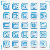 Icons 3 — Stock Vector