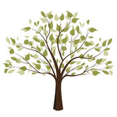 Baum 2 — Stockvektor