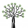 Royalty-Free Stock Vector Image: Tree 7
