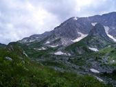 Wild mountain Caucasus — Stock Photo