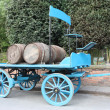 Brewery Delivery Cart. — Stock fotografie