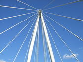Visutý most. — Stock fotografie