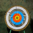 Stock Photo: Archery Target.