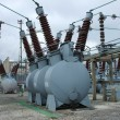 Stock Photo: Sub Station.
