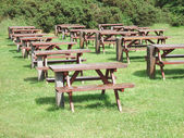Picnic Site. — Stock Photo