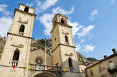 The Cathedral of Saint Tryphon — Stock Photo