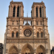 Stock Photo: Notre Dame Cathedral, Paris, France