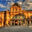 Stock Photo: Louvre Museum, Paris, France