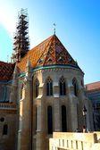 Matthias church budapest, hungary — Stock Photo