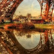 Eiffel tower — Stock Photo #9195927
