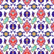 Traditional Islamic flower Pattern — Vektorgrafik