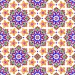 Stock Vector: Traditional Islamic Pattern
