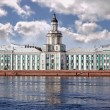 Stock Photo: Kunstkamermuseum in st. Peterburg