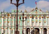 Winter Palace, Russia — Stock Photo