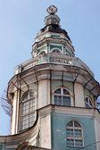 Kunstkamera muzeum w sankt petersburgu — Zdjęcie stockowe