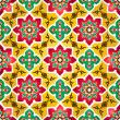 Traditional Islamic Pattern — Stock Photo