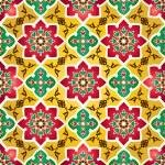 Traditional Islamic Pattern — Stock Photo