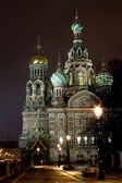 Temple of the Resurrection of Christ in Russia — Foto de Stock
