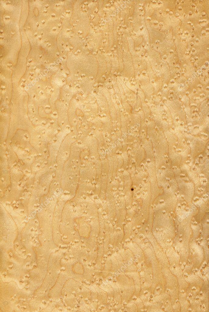 Maple birds eye wood texture — stock photo bambuh