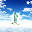 Statue of Liberty in New York — Stock Photo