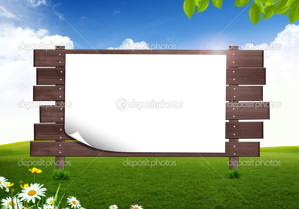 Blank abstract nature background  Stock Photo #8757708