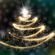 Christmas tree — Stock Photo #8044883