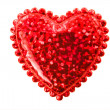 Stock Photo: Red Heart Valentine