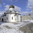 Stock Photo: Moscow, Marthand Mary Convent of Mercy