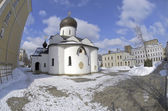 Moscow, Martha and Mary Convent of Mercy — Stock Photo