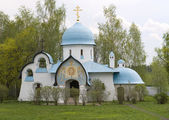 Church of the Nativity of the Blessed Virgin — Stock Photo