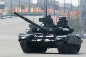 坦克 t-90 — 图库照片