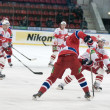 ������, ������: Hockey match Spartak CSKA