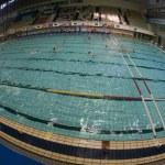 "Swimming Pool Sports Complex ""Olimpiyskiy"" — Stock Photo #9976135"