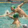 Foto de Stock  : Waterpolo