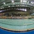 "Swimming Pool Sports Complex ""Olimpiyskiy (Olimpiski)"" — Stock Photo"