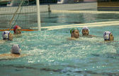 Waterpolo — Stockfoto