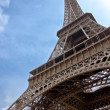 Stock Photo: Eiffel Tower. Symbol of Paris and France.