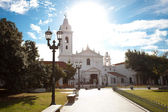 Iglesia Pilar Church in Buenos Aires Argentina — Stock Photo