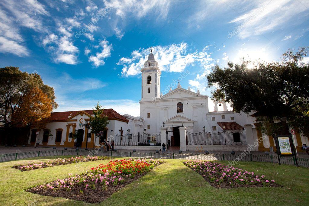 Pilar Argentina  city images : Iglesia Igreja pilar em buenos aires argentina — Fotografias de ...