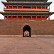 China tiananmen gate - Stock Photo