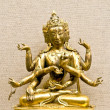 Hindu mythology traditional statuette — Stock Photo #9133175